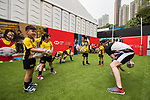 HSBC Sevens Village during the HSBC Hong Kong Rugby Sevens 2018 on 06 April 2018, in Hong Kong, Hong Kong. Photo by Yu Chun Christopher Wong / Power Sport Images