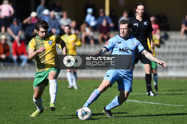 NELSON, NEW ZEALAND - MPL - Nelson Suburbs v Cashmere Tech. Nelson. New Zealand. Saturday  1 May 2021. (Photo by Chris Symes/Shuttersport Limited)