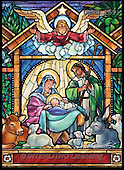 Randy, HOLY FAMILIES, HEILIGE FAMILIE, SAGRADA FAMÍLIA, paintings+++++SG-Nativity-In-Stable,USRW169,#xr#