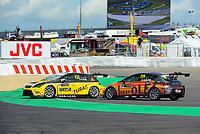 Race of Germany Nürburgring Nordschleife 2016 Race Crash between ETCC 2016 #137 Lema Racing SEAT León Fábio Mota (PRT) and ETCC 2016 #119Krenek Motorsport SEAT León Christjohannes Schreiber (CHE) © 2016 Musson/PSP. All Rights Reserved.