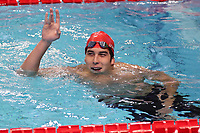 Jay Litherkland D.C. TRIDENT Men's 200m Backstroke<br /> Napoli 12-10-2019 Piscina Felice Scandone <br /> ISL International Swimming League <br /> Photo Cesare Purini/Deepbluemedia/Insidefoto