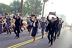 The Precision Brief Case Drill Team from the original Doo Dah Parade in Pasadena, CA