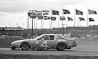 The #4 Chevrolet Camaro of Billy Hagan, Terry Labonte and Gene Felton en route to a 6th place finish in the SunBank 24 at Daytona, Daytona International Speedway, Daytona Beach, FL, Feb. 4-5, 1984. (Photo by Brian Cleary/www.bcpix.com)