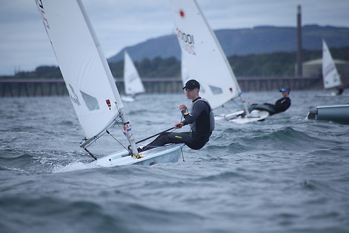 Christian Ennis of the National YC