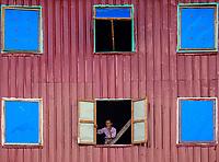 Life on Inle lake, Myanmar, Burma