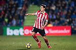 Ander Iturraspe Derteano of Athletic Club de Bilbao in action during the La Liga 2017-18 match between Getafe CF and Athletic Club at Coliseum Alfonso Perez on 19 January 2018 in Madrid, Spain. Photo by Diego Gonzalez / Power Sport Images