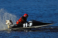 11-F  (Outboard Runabout)