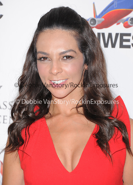 Terri Seymour attends the SILVER ROSE GALA & AUCTION held at The Beverly Hills Hotel in Beverly Hills, California on April 14,2012                                                                               © 2012 DVS / Hollywood Press Agency