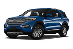Ford Explorer Limited SUV 2020