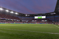 SAINT PAUL, MN - JUNE 18:  Allianz Field  CONCACAF Gold Cup group D match between the United States and Guyana on June 18, 2019 at Allianz Field in Saint Paul, Minnesota.