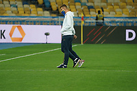 Ukrainische Nationalspieler<br /> - 10.10.2020: Ukraine vs. Deutschland, UEFA Nations League, 3. Spieltag, Olympiastadion Kiew <br /> DISCLAIMER: DFB regulations prohibit any use of photographs as image sequences and/or quasi-video.