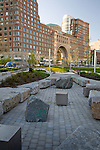 The Boston Harbor Hotel, Rose Kennedy Greenway, Boston, MA
