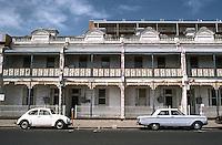 Fremantle: Unimproved Victorian Terrace. Photo '82.