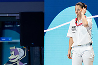 BLANCHARD Aurely Referee<br />  <br /> Budapest 15/01/2020 Duna Arena <br /> Greece (white caps) Vs. Slovakia (blue caps) Women<br /> XXXIV LEN European Water Polo Championships 2020<br /> Photo  ©Giorgio Scala / Deepbluemedia / Insidefoto