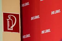 Pressekonferenz der Vorsitzenden der Linkspartei (DIE LINKE.) Katja Kipping und Bernd Riexinger am Montag den 28. August 2018 in Berlin zu den Kampagnenplaenen der Partei im zweiten Halbjahr 2018.<br /> 27.8.2018, Berlin<br /> Copyright: Christian-Ditsch.de<br /> [Inhaltsveraendernde Manipulation des Fotos nur nach ausdruecklicher Genehmigung des Fotografen. Vereinbarungen ueber Abtretung von Persoenlichkeitsrechten/Model Release der abgebildeten Person/Personen liegen nicht vor. NO MODEL RELEASE! Nur fuer Redaktionelle Zwecke. Don't publish without copyright Christian-Ditsch.de, Veroeffentlichung nur mit Fotografennennung, sowie gegen Honorar, MwSt. und Beleg. Konto: I N G - D i B a, IBAN DE58500105175400192269, BIC INGDDEFFXXX, Kontakt: post@christian-ditsch.de<br /> Bei der Bearbeitung der Dateiinformationen darf die Urheberkennzeichnung in den EXIF- und  IPTC-Daten nicht entfernt werden, diese sind in digitalen Medien nach §95c UrhG rechtlich geschuetzt. Der Urhebervermerk wird gemaess §13 UrhG verlangt.]