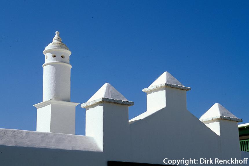 Spanien, Kanarische Inseln, Lanzarote, bei Mozaga, Casa Museo del Campesino