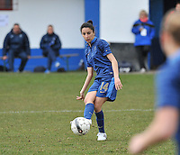 Switzerland U19 - France U19 : Ghoutia Karchouni.foto DAVID CATRY / Nikonpro.be