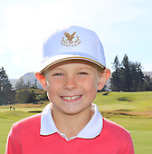 "Conor Graham from Blairgowrie Golf Club is named as one of the ""DreamTeam"" of Junior Golfers who have been selected to take part in the The Gleneagles Foundation inaugural 12 month scholarship programme  : Picture Stuart Adams, www.golftourimages.com: 19/09/2015"