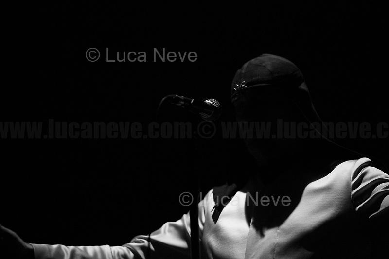 Milan Fras, Singer, Songwriter and Frontman.