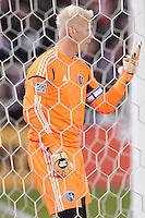 Sporting Kansas City goalkeeper Jimmy Nielsen (1) Sporting Kansas City defeated D.C. United  1-0 at RFK Stadium, Saturday March 10, 2012.