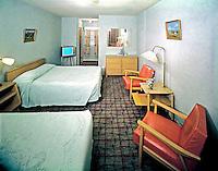 Packard Motel, North Wildwood, NJ. 1960's