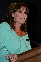 LAS VEGAS, NV - APRIL 26: Governor Sarah Palin speaks at Women's Resource Medical Centers of Southern Nevada Banquet rio las vegas   key note speaker for planned parenthood on April 26, 2013 in Las Vegas, Nevada. <br /> <br /> <br /> People:  Sarah Palin<br /> <br /> Transmission Ref:  MNCRLV<br /> <br /> Must call if interested<br /> Michael Storms<br /> Storms Media Group Inc.<br /> 305-632-3400 - Cell<br /> 305-513-5783 - Fax<br /> MikeStorm@aol.com<br /> www.StormsMediaGroup.com