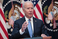 SEP 15 Joe Biden delivers remarks about a national security initiative