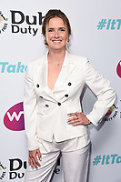 LONDON, UK. June 28, 2019: Elina Svitolina arriving for the WTA Summer Party 2019 at the Jumeirah Carlton Tower Hotel, London.<br /> Picture: Steve Vas/Featureflash