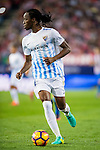 Bakary Kone of Malaga CF in action during their La Liga match between Club Atletico de Madrid and Malaga CF at the Estadio Vicente Calderón on 29 October 2016 in Madrid, Spain. Photo by Diego Gonzalez Souto / Power Sport Images