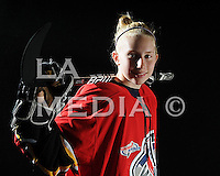 Hockey AB Girls U-16 Camp (July 25) Headshots