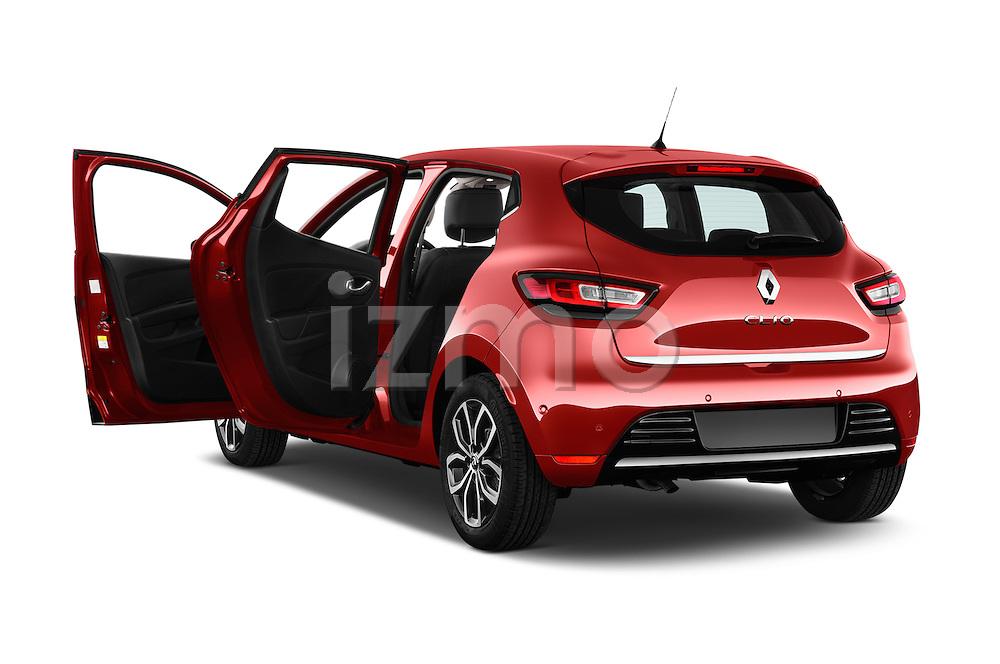 Car images of 2017 Renault Clio Intens 5 Door Hatchback Doors