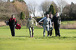 Golf Union Wales<br /> Parc Golf Club<br /> 15.01.18<br /> ©Steve Pope - Sportingwales