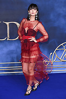 """Betty Bachz<br /> arriving for the """"Fantastic Beasts: The Crimes of Grindelwald"""" premiere, Leicester Square, London<br /> <br /> ©Ash Knotek  D3459  13/11/2018"""