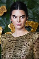 Kendall Jenner<br /> arriving for The Fashion Awards 2018 at the Royal Albert Hall, London<br /> <br /> ©Ash Knotek  D3466  10/12/2018