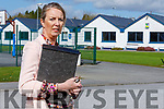 Castleisland Comm College Deputy Principal TeresaLonergan at the Community College <br /> on Tuesday.