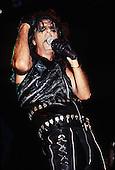Alice Cooper; Live, 1987.Photo Credit: Eddie Malluk/Atlas Icons.com