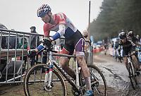 Mathieu Van der Poel (NED/Beobank-Corendon)<br /> <br /> elite men's race<br /> Krawatencross Lille 2017