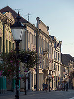 am Korzo, Subotica, Vojvodina, Serbien, Europa<br /> House at Korzo, Subotica, Vojvodina, Serbia, Europe