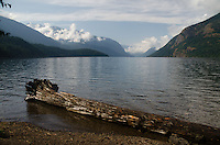 Ross Lake, Ross Lake National Recreation Area, North Cascades, Washington, August 2013