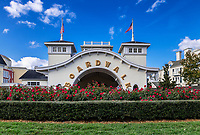 Disney's BoardWalk Resort, Bay Lake, Florida, USA.