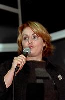 Myriam Bedard<br /> , 12 octobre 2000<br /> <br /> PHOTO :   Agence Quebec Presse