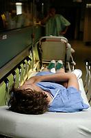 FILE -  Urgence d'hopital<br /> <br /> PHOTO :  Jacques Pharand<br />  - Agence Quebec Presse
