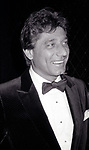 Joe Namath attends the Friars Club honored Cary Grant as their Man of the Year on May 16, 1982 at the Waldorf Astoria in New York City.