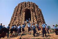 Indien, Delhi, Qutb Minar - Alai Minar, Unesco-Weltkulturerbe