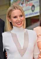 LOS ANGELES, CA. November 19, 2019: Kristen Bell at the Hollywood Walk of Fame Star Ceremony honoring Kristen Bell & Idina Menzel.<br /> Pictures: Paul Smith/Featureflash