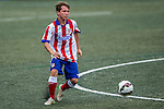 Atletico de Madrid vs Kitchee during their Main Cup Quarter-Final match as part of day three of the HKFC Citibank Soccer Sevens 2015 on May 31, 2015 at the Hong Kong Football Club in Hong Kong, China. Photo by Xaume Olleros / Power Sport Images