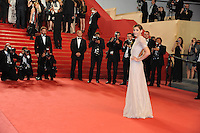 Clothilde Coureau .Cannes 21/5/2013 .66mo Festival del Cinema di Cannes 2013 .Foto Panoramic / Insidefoto .ITALY ONLY