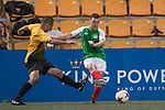 USRC (in green) vs SCC Tigers (in yellow) during their Masters Tournament match, part of the HKFC Citi Soccer Sevens 2017 on 26 May 2017 at the Hong Kong Football Club, Hong Kong, China. Photo by Chris Wong / Power Sport Images