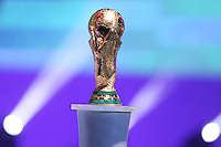 Costa do Sauípe, Bahia, Brazil - Friday, Dec 6, 2013: <br /> FIFA holds the World Cup 2014 draw in Brazil, at a coastal resort town of Costa do Sauípe in the State of Bahia. The World Cup trophy was at the ceremony.