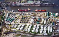 Tanklager EVOS im Hamburger Hafen